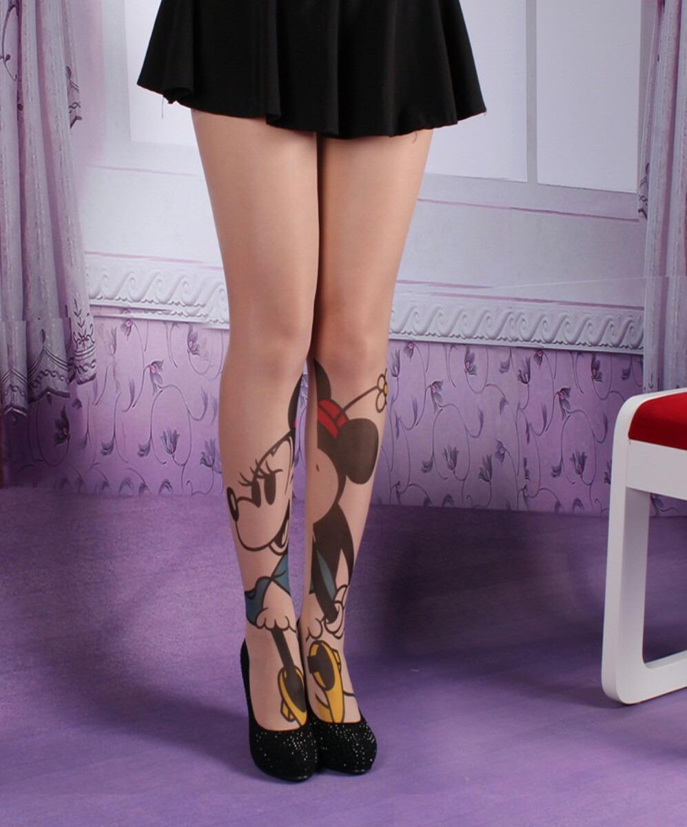 Medias pantimedias piernas japonesas