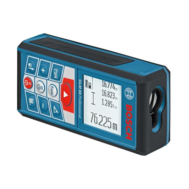 Medidor de distancia l ser glm 80 bosch 4 en - Medidor laser bosch ...