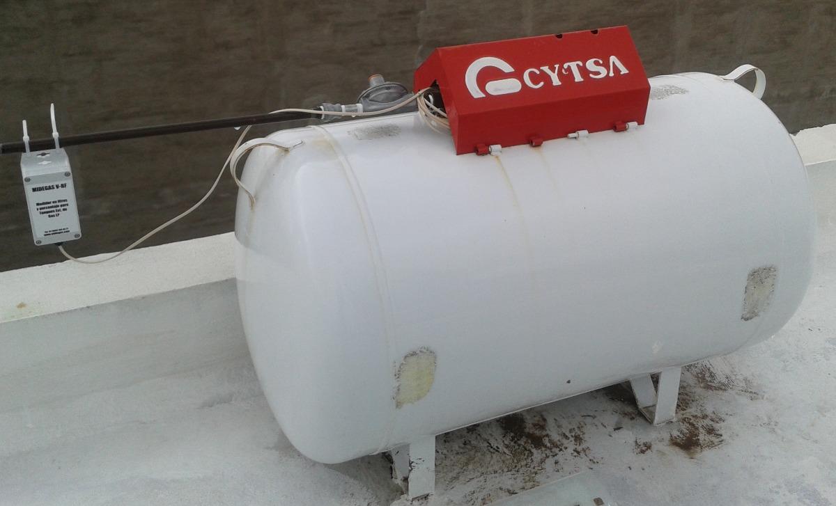 Medidor de gas lp inal 225 mbrico para tanque estacionario 2 250 00