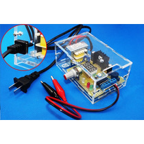 Fuente De Voltaje Regulable Variable Kit Para Armar Proyecto