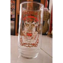 Vaso De Vidrio Retro Vintage Royal Crown Cola Souvenir