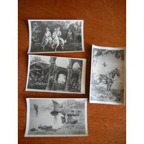 Antiguas Postales (4) Mexicanas