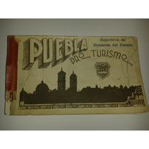 Postales Antiguas De La Ciudad De Puebla (1931/16 Postales)