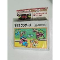 Family Computer Toalla De Manos Japonesa De Mario Bros