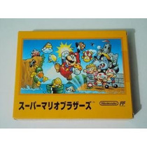 Family Computer - Toalla De Manos Japonesa De Mario Bros