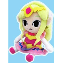 The Legend Of Zelda Wind Waker Hd Peluche Oficial Japon