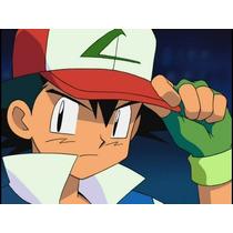 Gorra Ash Ketchum Pokemon Anime, Inigualable.