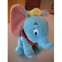 Walt Disney Elefante Dumbo Edicion Azul De Coleccion