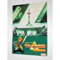 Nintendo Snes Mini Juego De Mesa De Zelda A Link To The Past