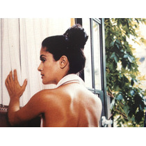 Fotografia Autografiada Por Salma Hayek, 8x10