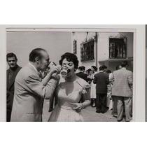Maria Antonieta Pons Y Su Esposo Ramon Pereda Fotografia 2