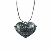 Crepusculo Collar Llavero Phonestrap Corazón Escudo Volturi