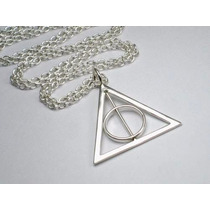Reliquias De La Muerte, Dije Y Collar, Harry Potter