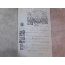 Titulo De Concesión Minera 1818
