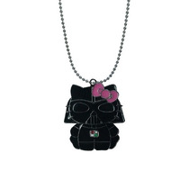 Hello Kitty Collar Dije Llavero Phonestrap Kitty Vader