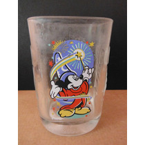 Vaso Walt Disney Mickey Mouse Mago Fantasia Retro Vintage