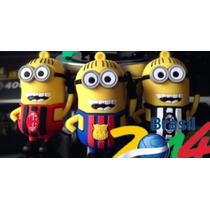 Memoria Usb Minion De 8 Gb. Atencion Especial A Mayoristas