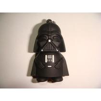 Memoria Usb 4g Dark Vader, Nueva