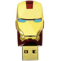Memoria Usb 8g Iron Man, Nueva