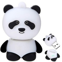 Memoria Usb Oso Panda 4gb, Kingston, Adata,