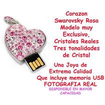 Memorias Usb Corazones 8gb, Amplia Variedad De Modelos
