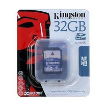 Tarjeta Sdhc Kingston 32gb Micro Sd