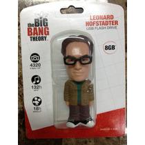 Usb 8 Gb Leonard The Big Bang Theory