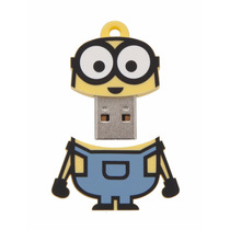 Memoria Kingston Usb Flash Drive 8gb Minions Kc-u908g-3w