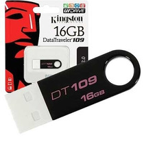 Oferta Memoria Flash Usb 16gb Kingston Technology Original