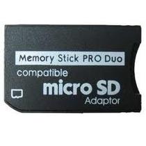 Adactador Pro Duo Micro Sd