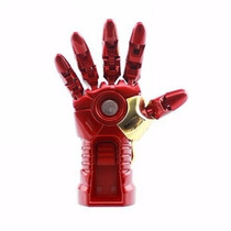 Memoria Usb Flash 64 Gb Iron Man Moderno Novedoso