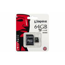 Memoria Micro Sd Kingston 64gb