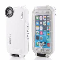 Carcaza Iphone 6 Plus Mekion Aprueba Agua Sumergible Watersh