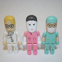 Memoria Usb 2gb Dentista, Cirujano, Médico + Envío Gratis