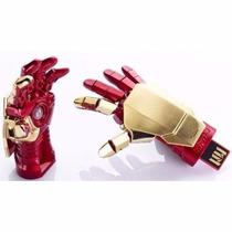 Memoria Usb 8gb Star Wars Iron Man Camara Super Heroe R2d2