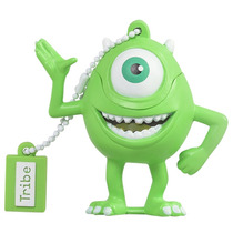 Memoria Usb 8 Gb Monster & Co Mike Wazowsky Figura Tribe