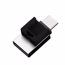 Silicon Power Memoria Usb 2.0 16gb Modelo X20 Microduo Otg