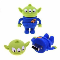 Memoria Usb Flash Drive: Toy Story Marciano