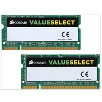 Memorias Corsair 4gb (2x2gb) Ddr2 667 Mhz (pc2 5300) Laptop