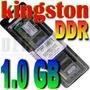 Memoria Ram 1 Gb Ddr Pc2700 / Pc3200, 333mhz,400mhz