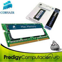 Memoria Corsair Macbook Pro 8gb Ddr3 1600mhz Certificada Mac