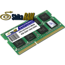 Memoria Ram 4gb Ddr3 Shikatronics Para Portatiles Sony Vaio