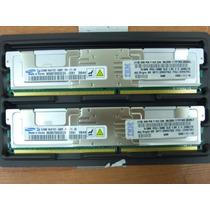 Memoria Ram 512 Mb, Ddr2 Fully Buffered Pc2-5300 Servidor