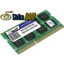 Memoria Ram 2gb Ddr3 Shikatronics Para Portatiles Sony Vaio