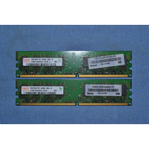 Memoria Ram Ddr2 2gb A 800mhz Pc Remate Excelente X Mayoreo