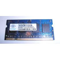 Memoria Ram Ddr2 512mb Nanya 2rx16 Pc2-4200s-444-12-a Hm4