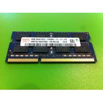 Memoria Laptop 4gb 2rx8 Pc3 12800s