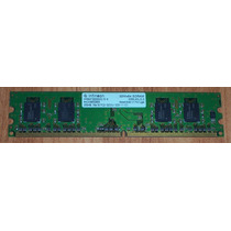 Memoria Ram Infineon Pc2 3200u 333-11-c1 256mb