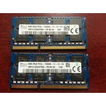 16gb Pc3l 12800s Kit De Memoria Dif. Marcas