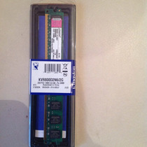 Memoria Kingston Kvr800d2n6 2gb Ddr2-800 Cl6 (vendo Cambio)